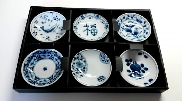 Beilagenteller-Set EGAWARI japan
