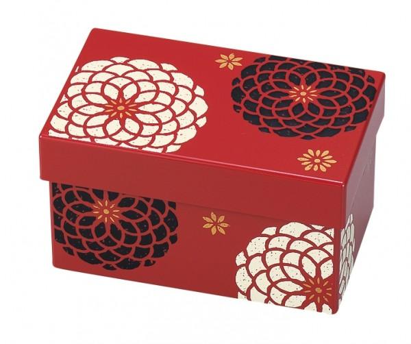 Lunchbox HYAKKA-HAKO Bentobox Brotdose Rot