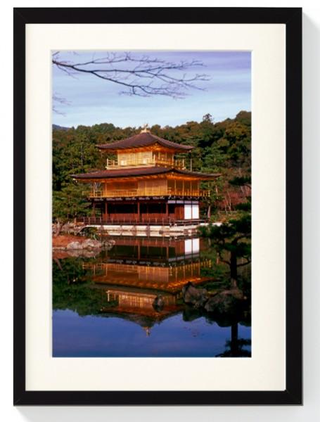 KINKAKU-JI Goldener Pavillon Tempel Japan