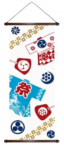 Wandbehang MATSURI Japan Festival