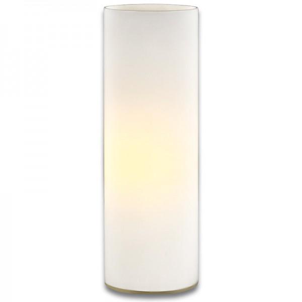 Handmade Glas Tischlampe YUKI RD