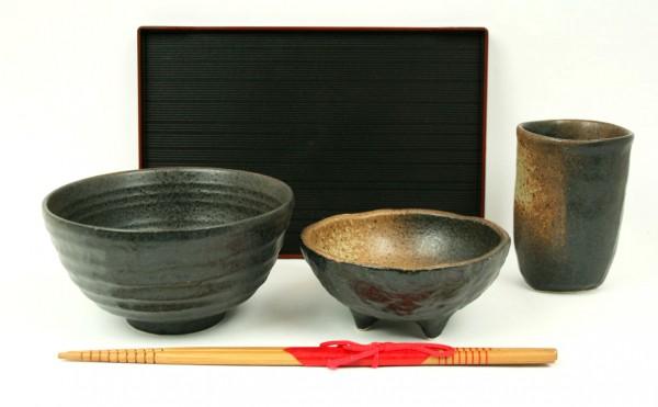 Speise-Set MINO Japan Geschenk-Set