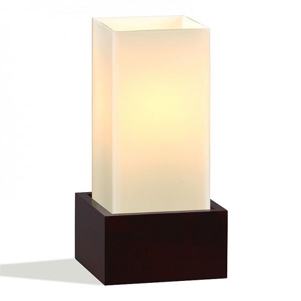 Handmade Glas Lampe YUKI EKS Schoko