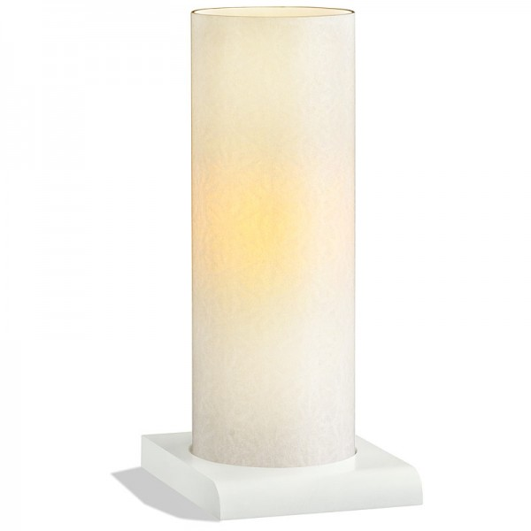 Japan Tischlampe Asanoha RDS Weiß