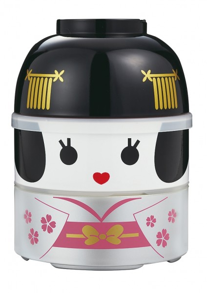 Brotdose Kokeshi Lunchbox MAIHIME groß