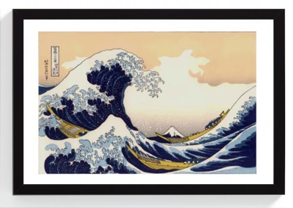 OONAMI große Welle vor Kanagawa