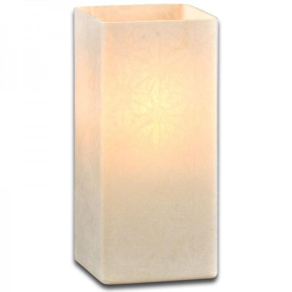Tischlampe Asanoha EK Japan Papierlampe