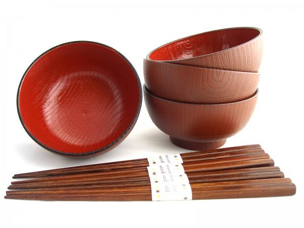 Miso Suppenschale Misosuppe MOKUME